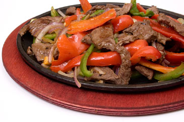 SteakFajitas,DinnerEntree