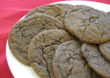 HolidayCookies,GingerSnaps