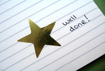 MotivatingLDChildren,GoldStar,NiceJob,Homework