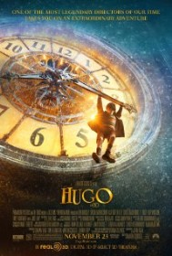 Christmas Movies in Theaters 2011, Hugo