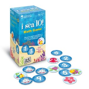 I Sea 10 Math Game