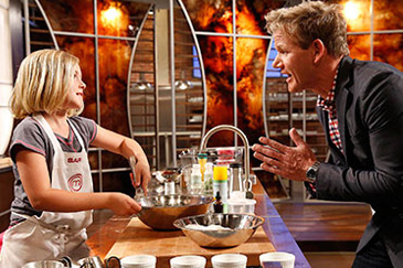 Junior MasterChef 2013 show