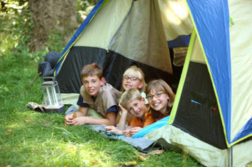 Sleepover,SlumberParty,Campout,Kid'sCampout