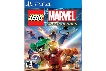 Lego Marvel PS4 game