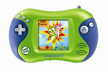 Learning Tablets for Kids, LeapFrog Leapster 2 Learning Tablet