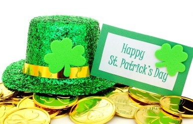 St. Patricks Day fun for kids