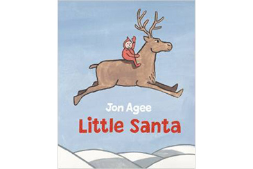 Little Santa, children's book
