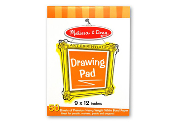 Melissa and Doug Drawing Paper