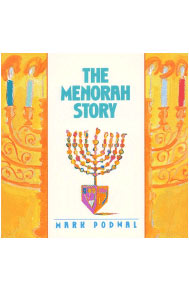 HanukkahBook,TheMenorahStory