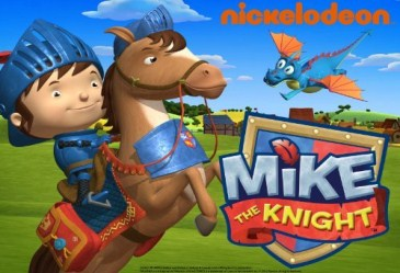 Nick Junior Mike the Knight