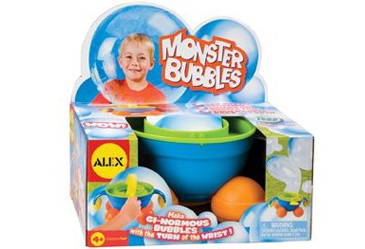 Outdoor Toys for Kids, Bubble Machine That Makes Giant Bubbles