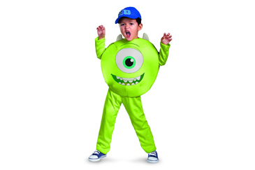 Monsters University Halloween costume