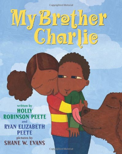 My Brother Charlie autism book