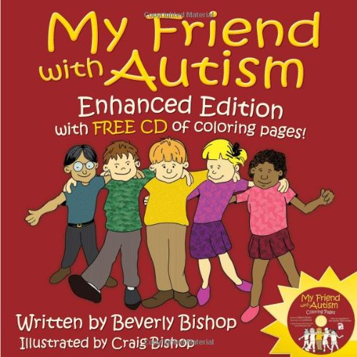My Friend with Autism book