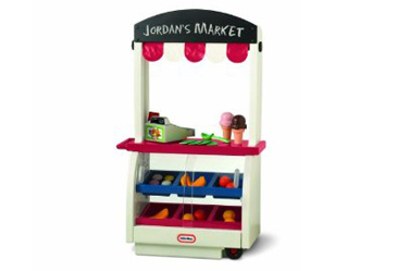 ToddlerBirthdayGiftIdea,LittleTykesFoodMarketforKids