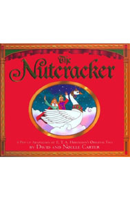 NutcrackerPopupBook