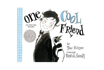 One Cool Friend, 2013 childrens book