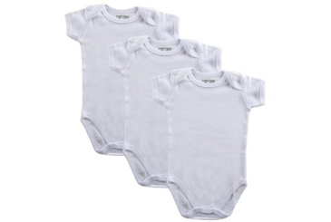 baby gifts for twins, pack of white onesies