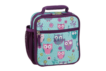 Pottery Barn Mackenzie owl lunch box