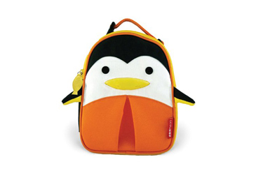 Skip Hop penguin lunch box