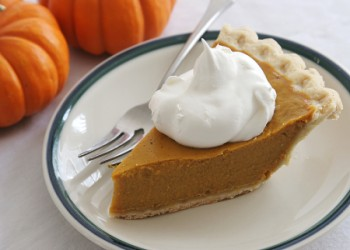 Pie recipes for Thanksgiving, pumpkin pie