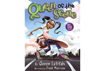 QueenoftheScene,QueenLatifah,Children'sBook
