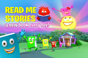 free app for kids, Read Me Stories
