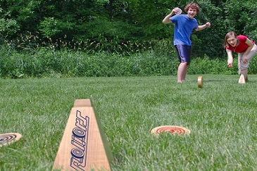 Rollors backyard game