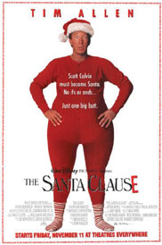 Christmas,Movie,DVD,TheSantaClause