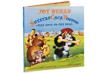 SheetzuCacaPoopoo:MaxGoestotheDogs,JoyBehar,Children'sBook