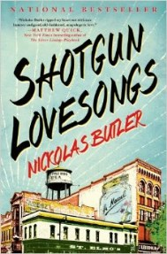 Shotgun Lovesongs, 2014 book