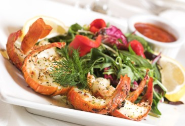 ShrimpSalad,HealthyDinner,SummerSalad