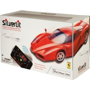 Teen Christmas gift idea 2012, iPhone RC Ferrari