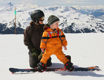Snowboardinglessons,winter