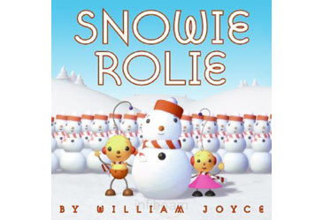 ChristmasBook,SnowieRolie
