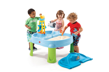 Splash N Scoop Sand and Water Table