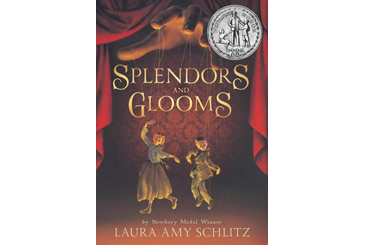 Splendors and Glooms childrens book