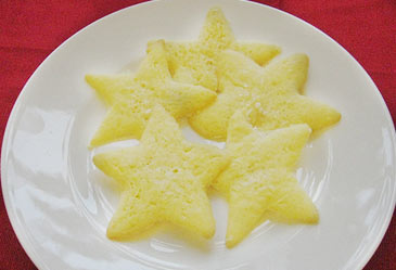 HolidayCookies,ButterStars