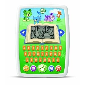 2011 Christmas gift for baby or toddler, Leap Frog Story Time Pad tablet toy