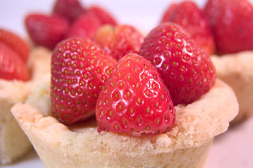StrawberryTartDessert