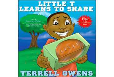 LittleTLearnsToShare,TerrellOwens,Children'sBook