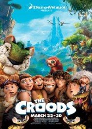 2104 Oscar nominee, The Croods