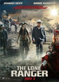 2014 Oscar nominee, The Lone Ranger
