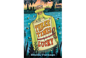 Three Times Lucky, 2013 childrens book