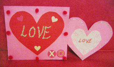 Homemade Valentine diy my homemade valentine cricut project