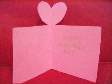 Valentine Pop Up Card Familyeducation