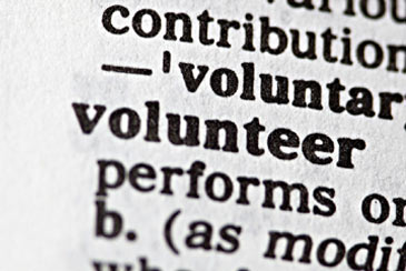VolunteerDefinition