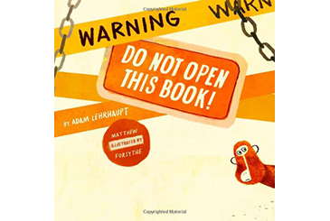 Warning, Do Not Open This Book