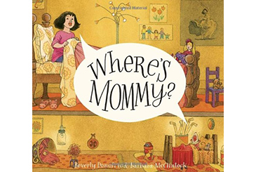 Where's Mommy children's book
