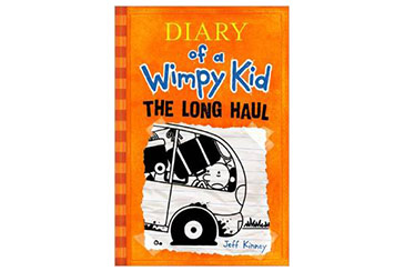Wimpy Kid Book 9, The Long Haul